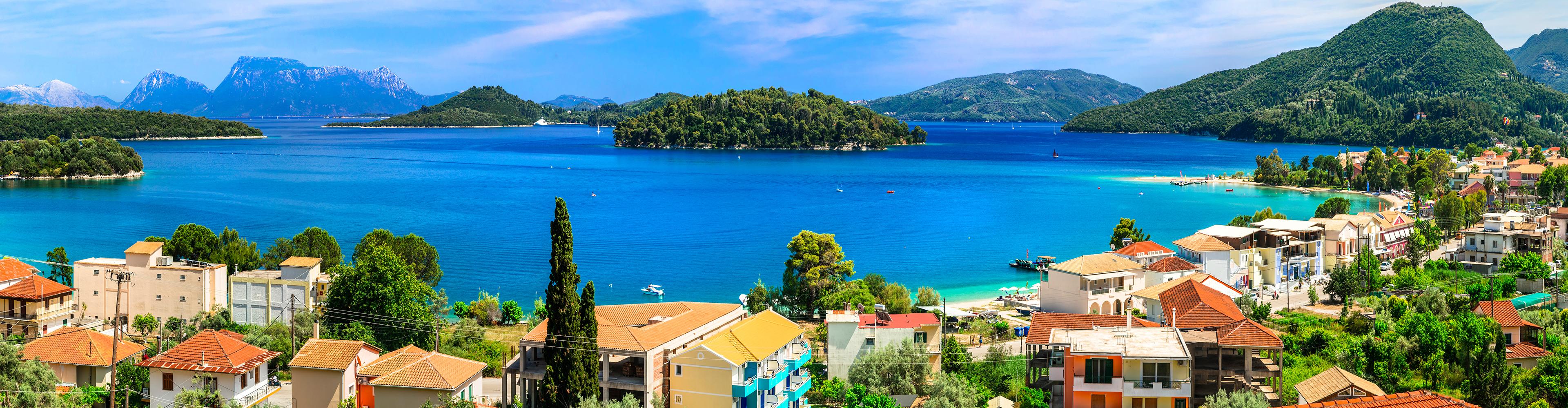 Ionian Islands Sailing Adventure from Corfu