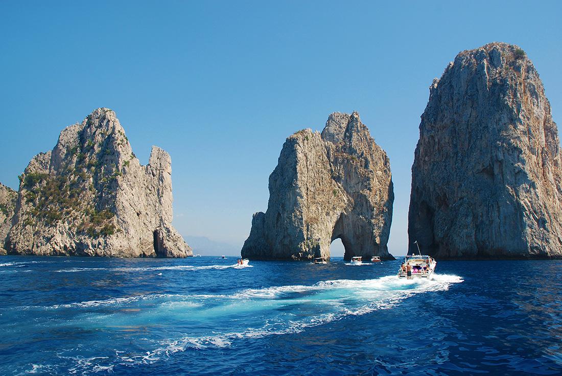 Sail Italy: Amalfi to Procida 2
