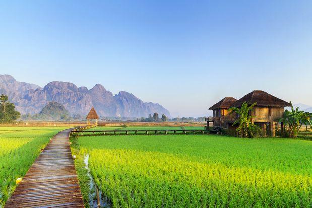 Real Thailand & Laos 2