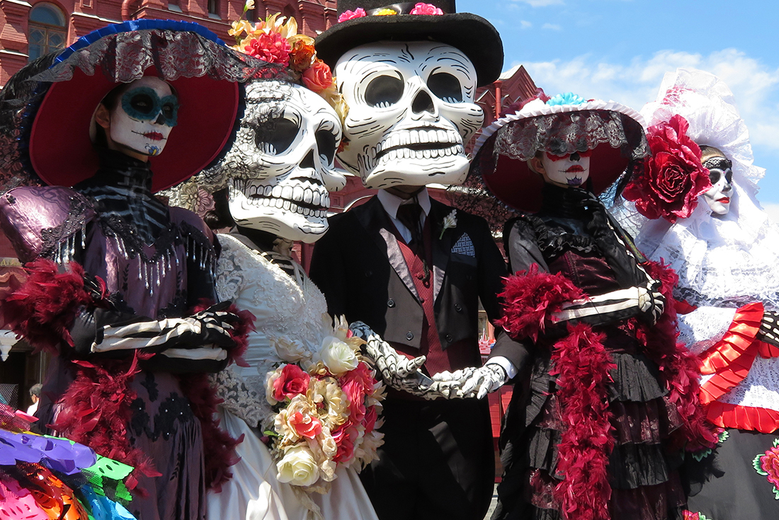 Mexico City: Day of the Dead Comfort 2