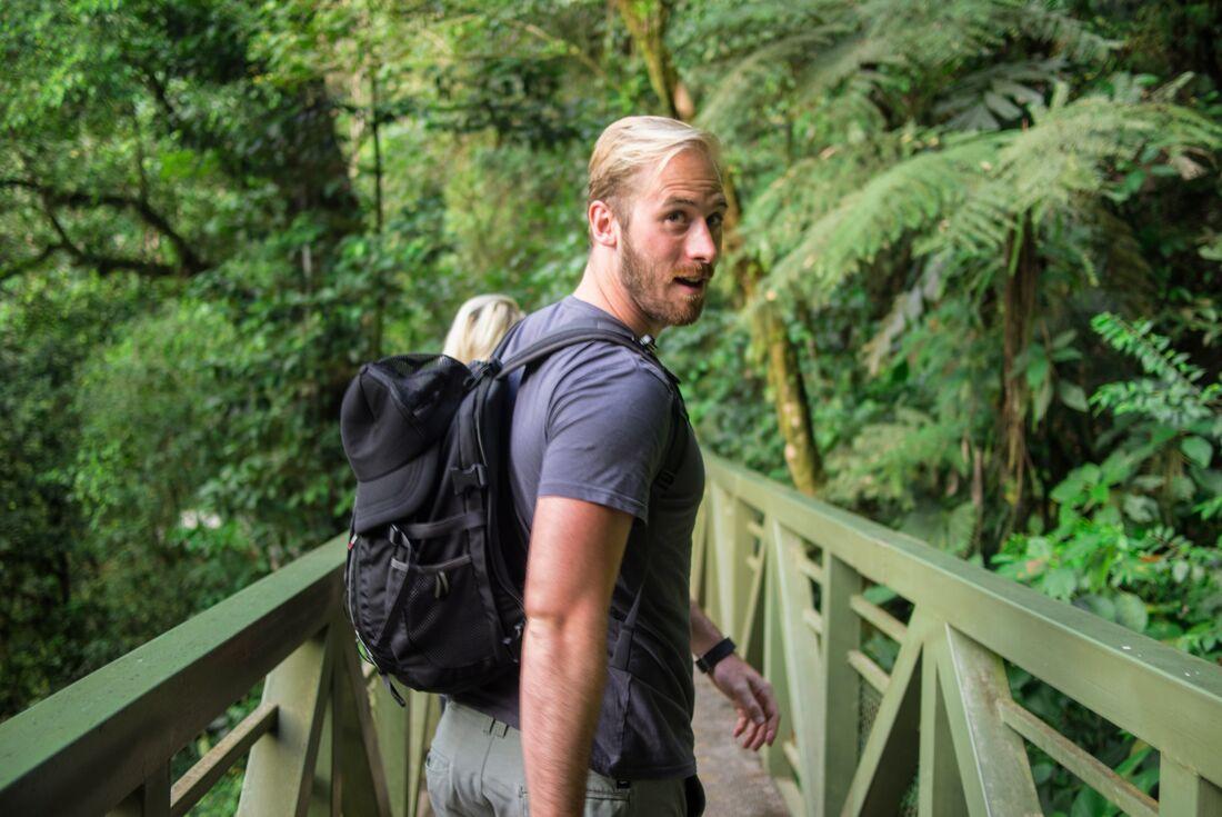 Costa Rica: Hike, Raft & Zipline 2