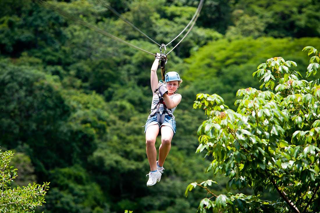 Costa Rica: Hike, Raft & Zipline 3