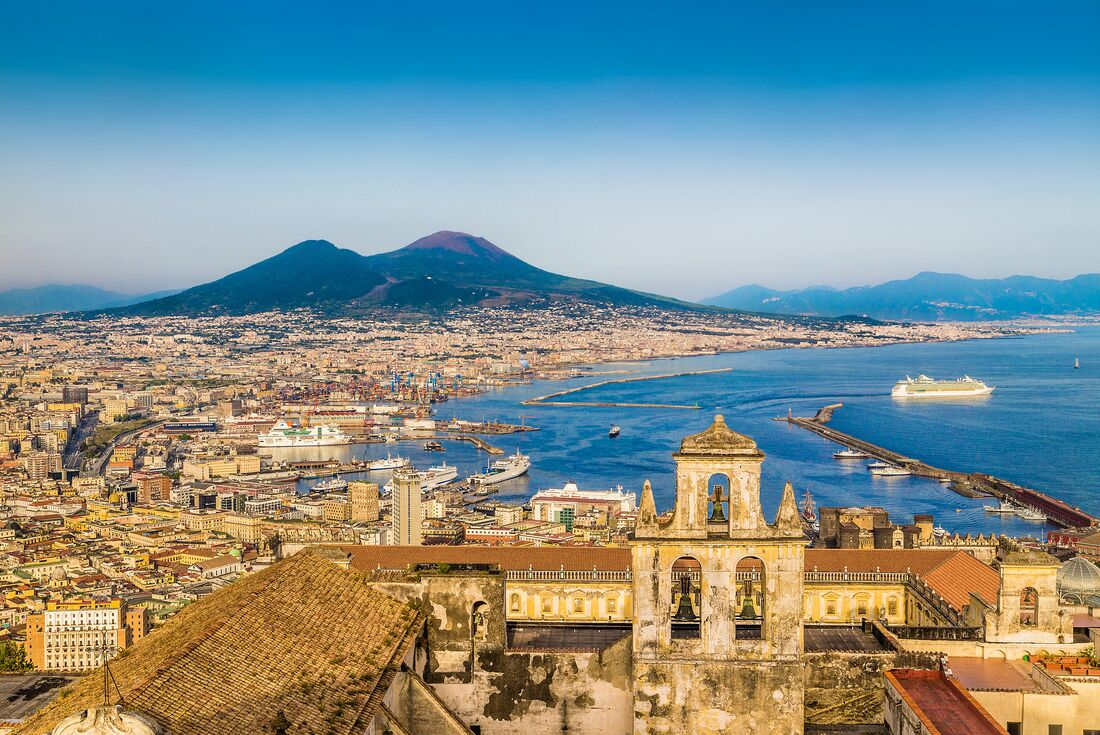 Venice to Southern Italy 4