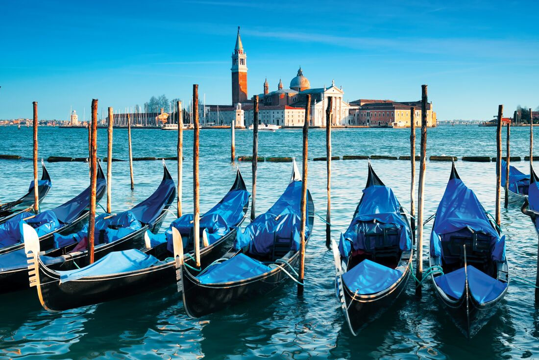 Venice to Southern Italy 3