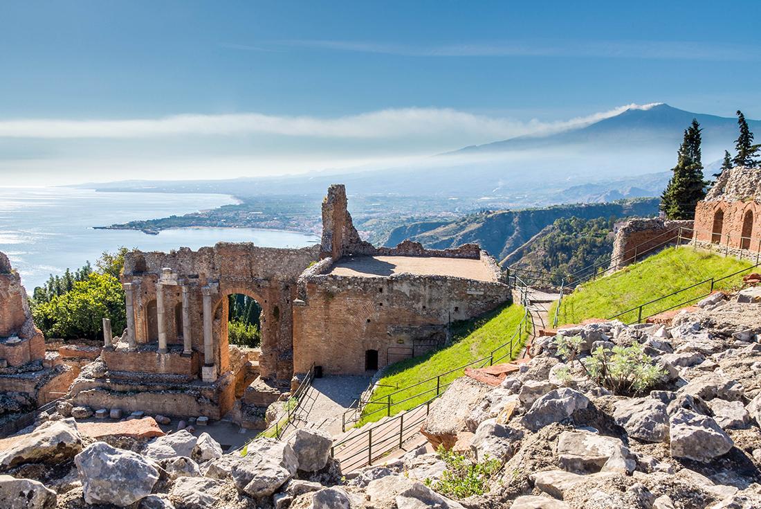 Rome to Sicily 4