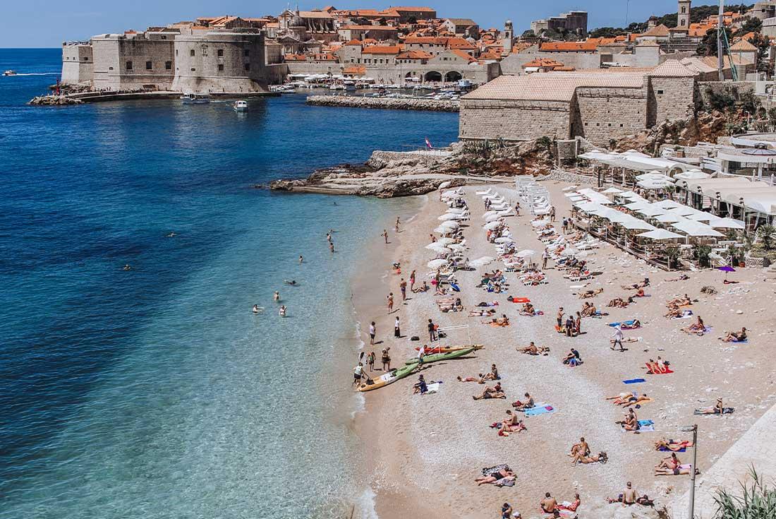 Dubrovnik to Rome 2
