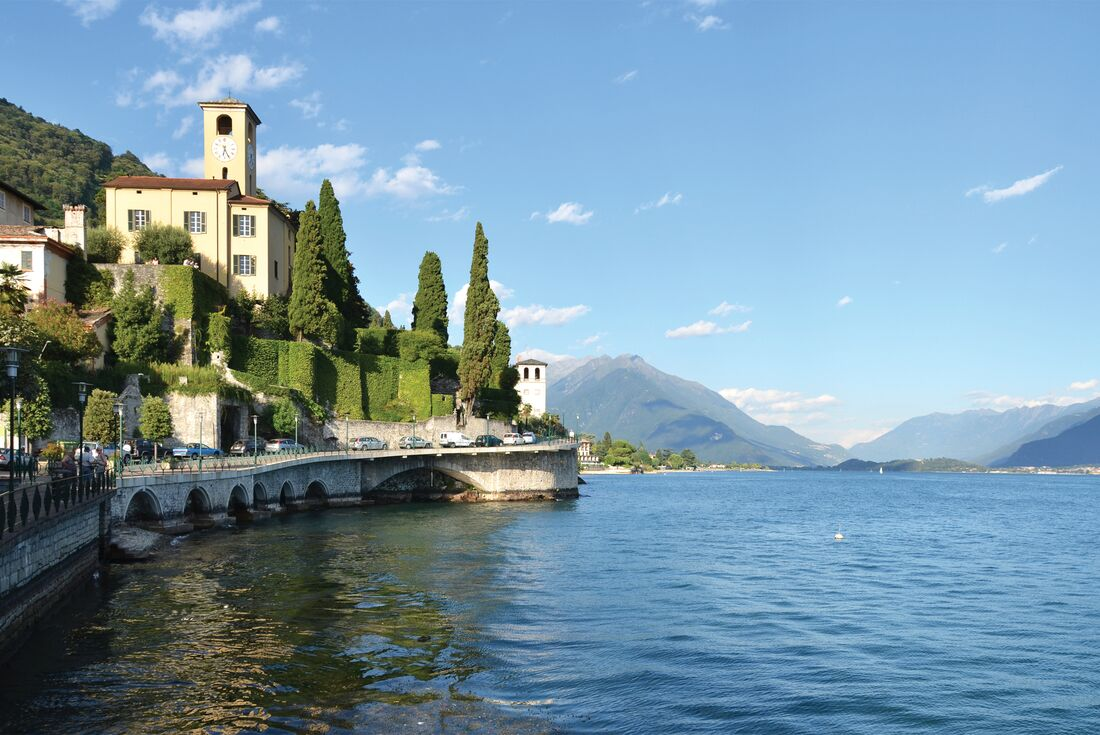 Italian Lakes: Hike, Bike & Kayak 2