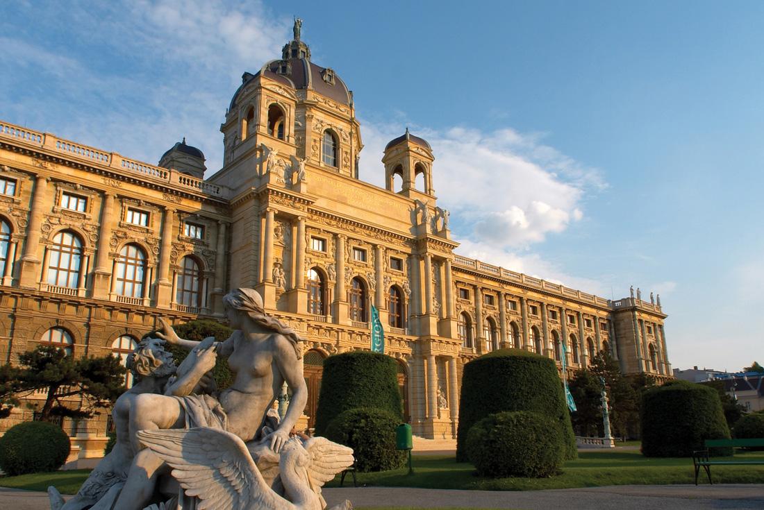 Rome to Vienna 1