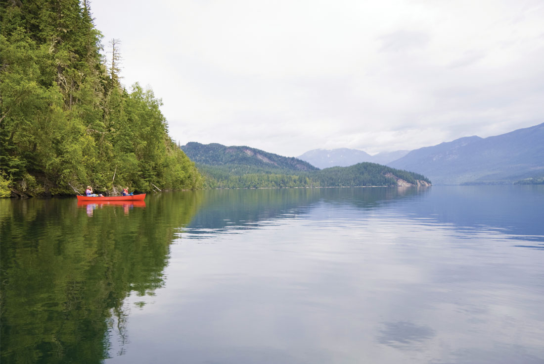 Canadian Rockies & Vancouver Island 2