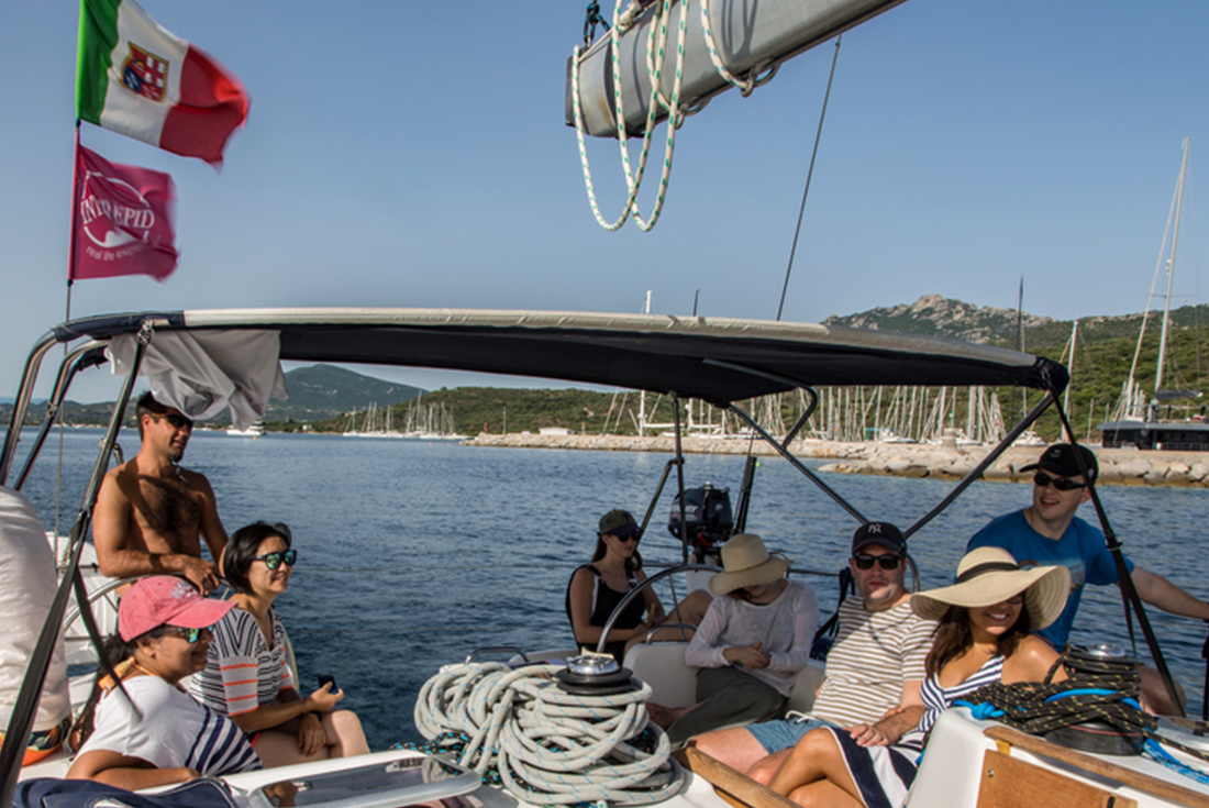 Sardinia & Corsica Sailing Adventure 2