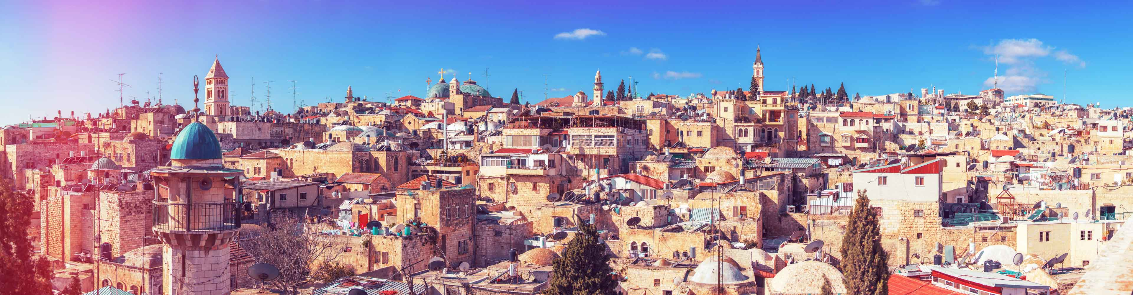 Five Days in Israel & the Palestinian Territories