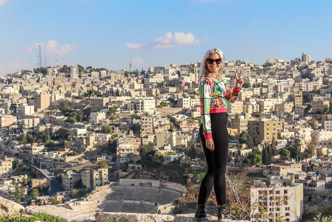 One week in Jordan 1