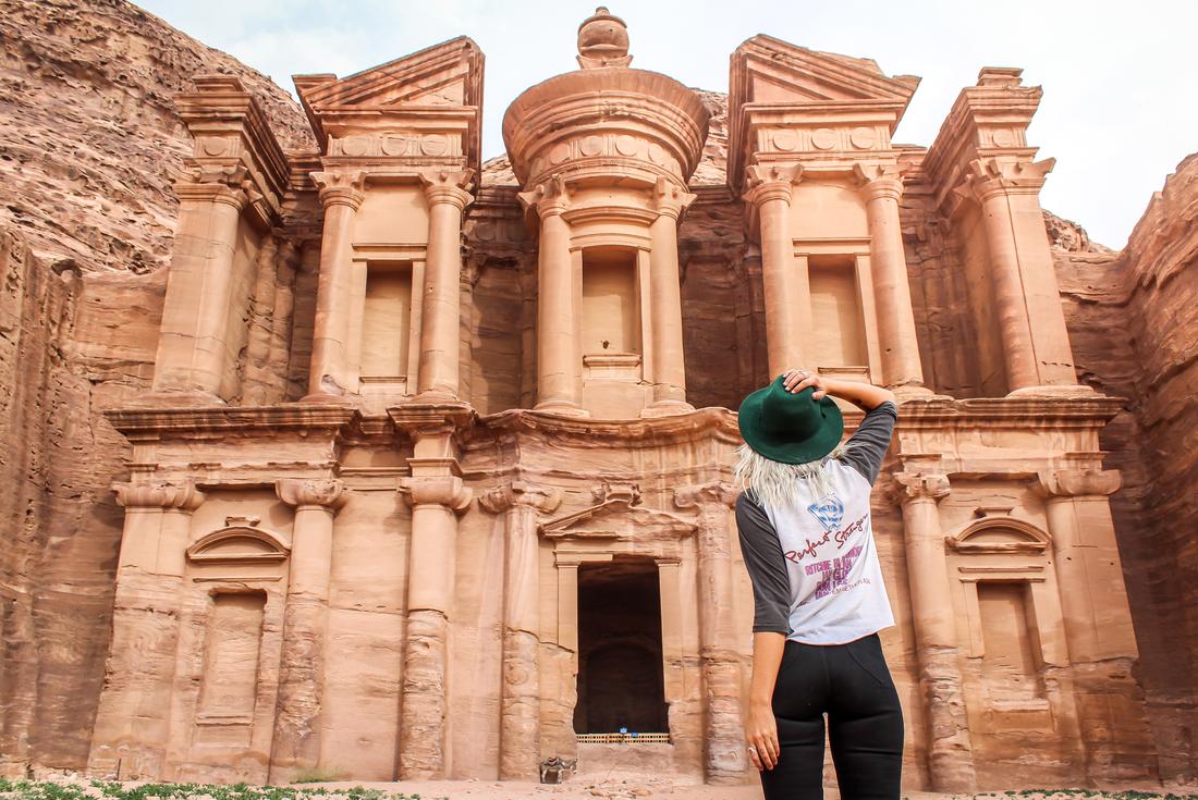 One week in Jordan 4