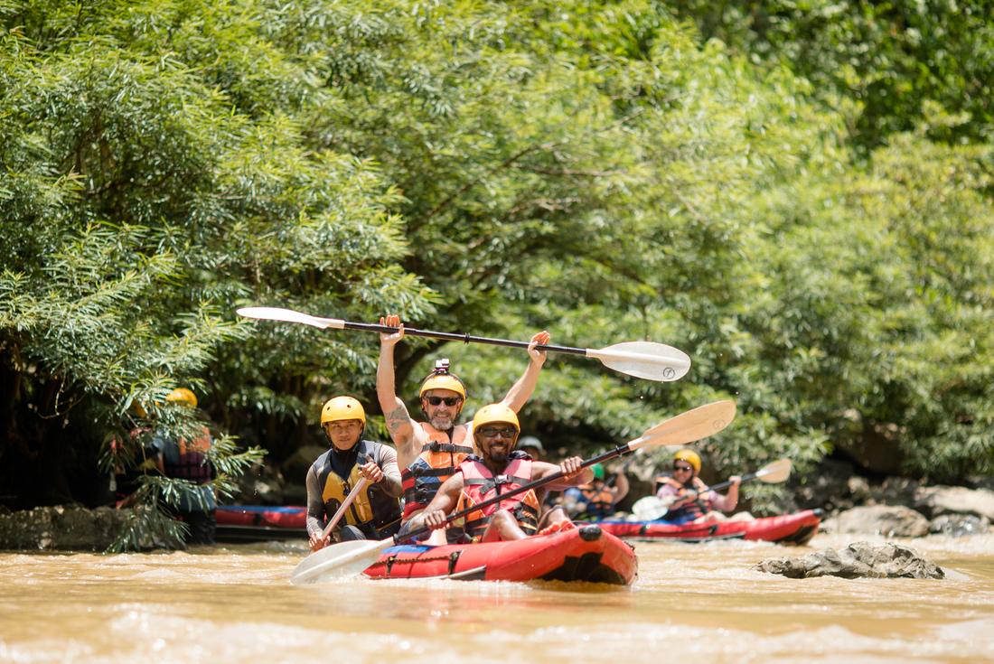 Thailand: Hike, Bike & Kayak 4