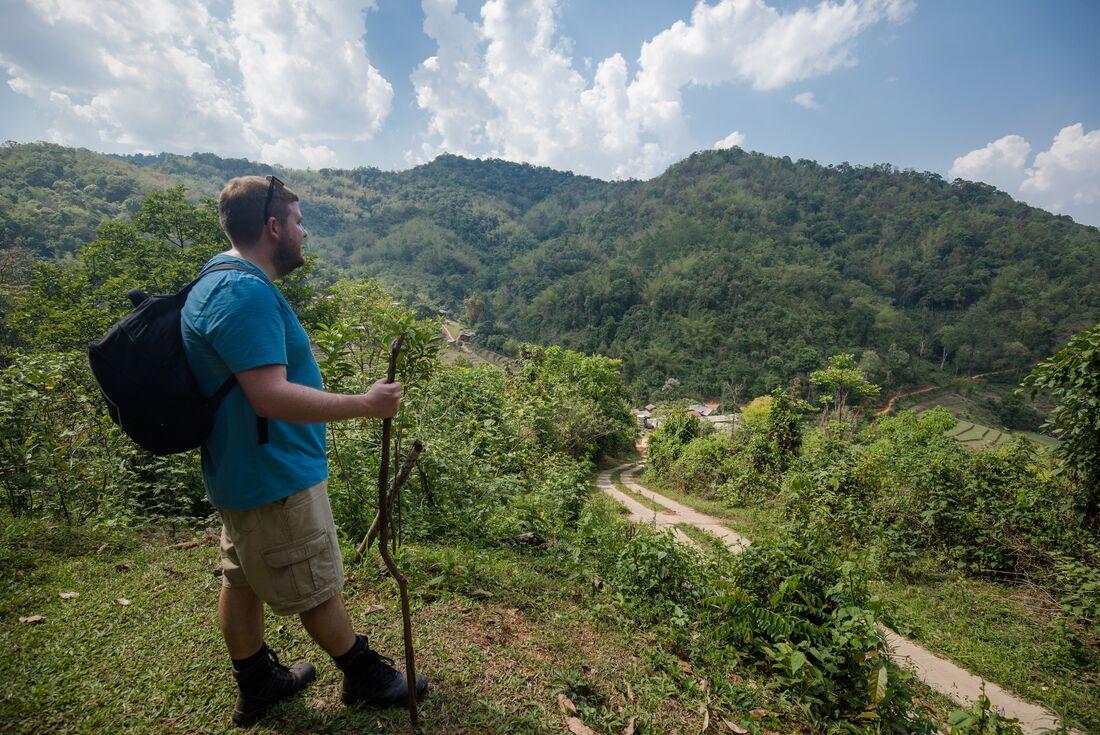 Thailand Hilltribe Trek 2
