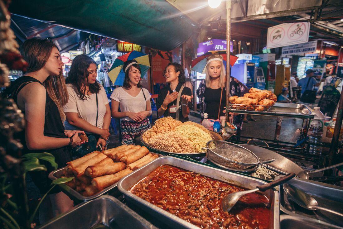 Laos Traveller: Bangkok to Vientiane 3
