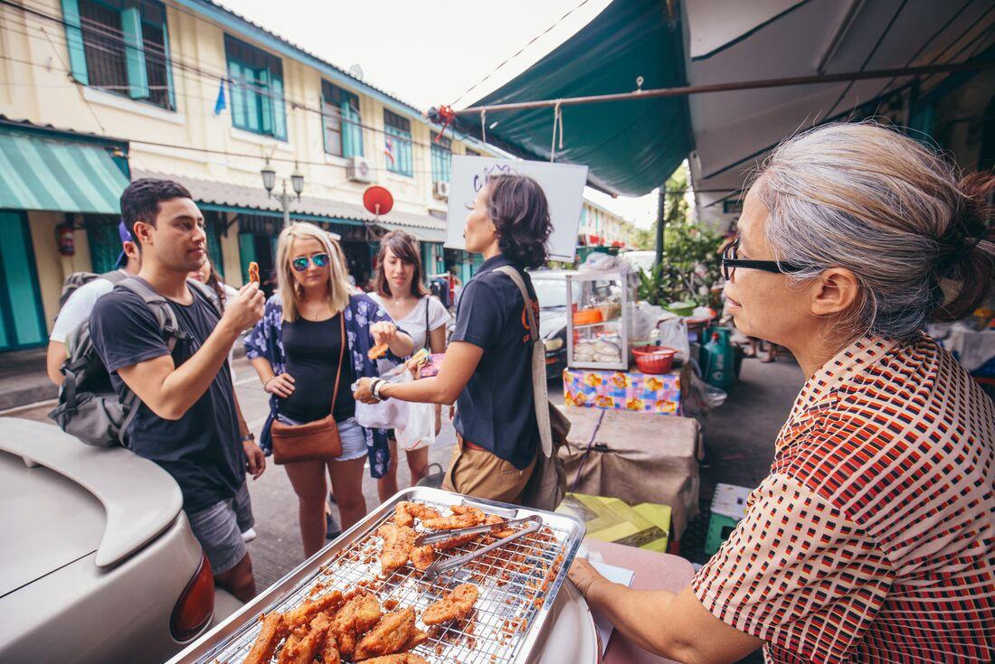 Laos Traveller: Bangkok to Vientiane 2