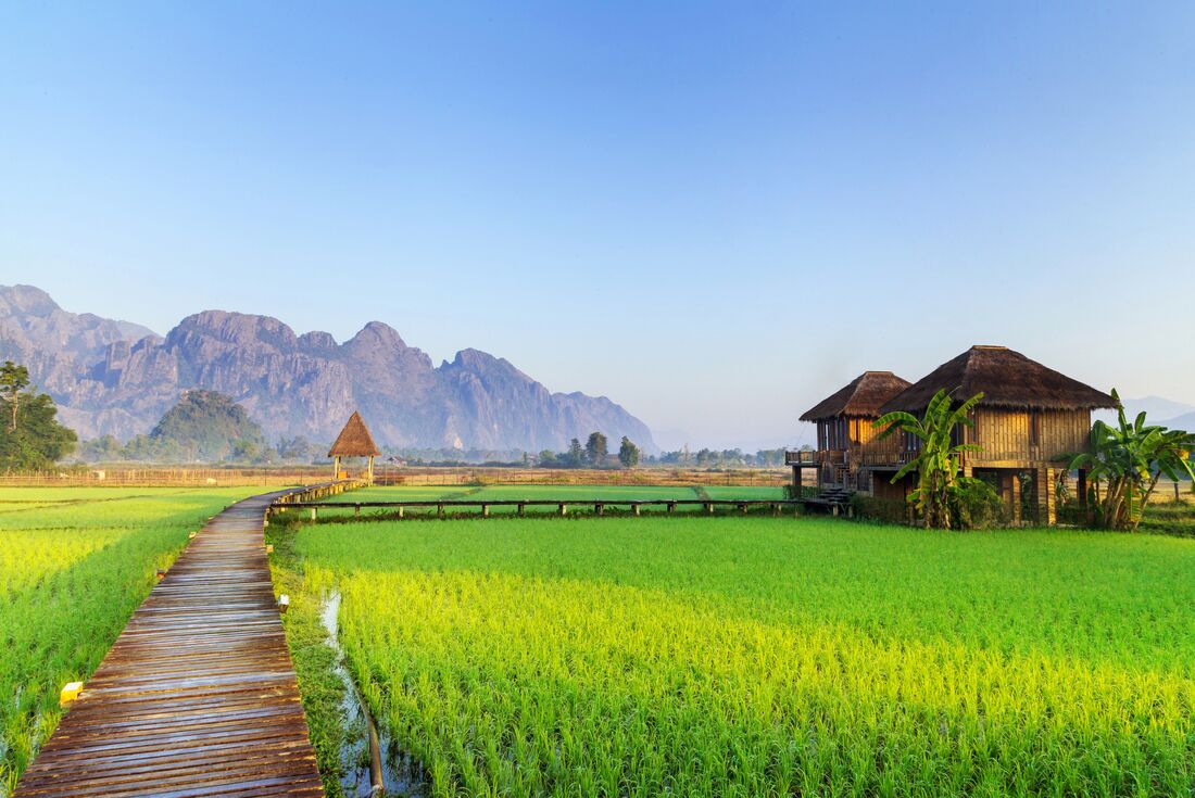 Thailand & Laos Adventure 4