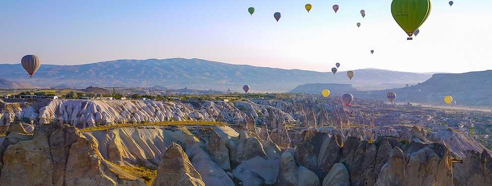 Cappadocia Short Break