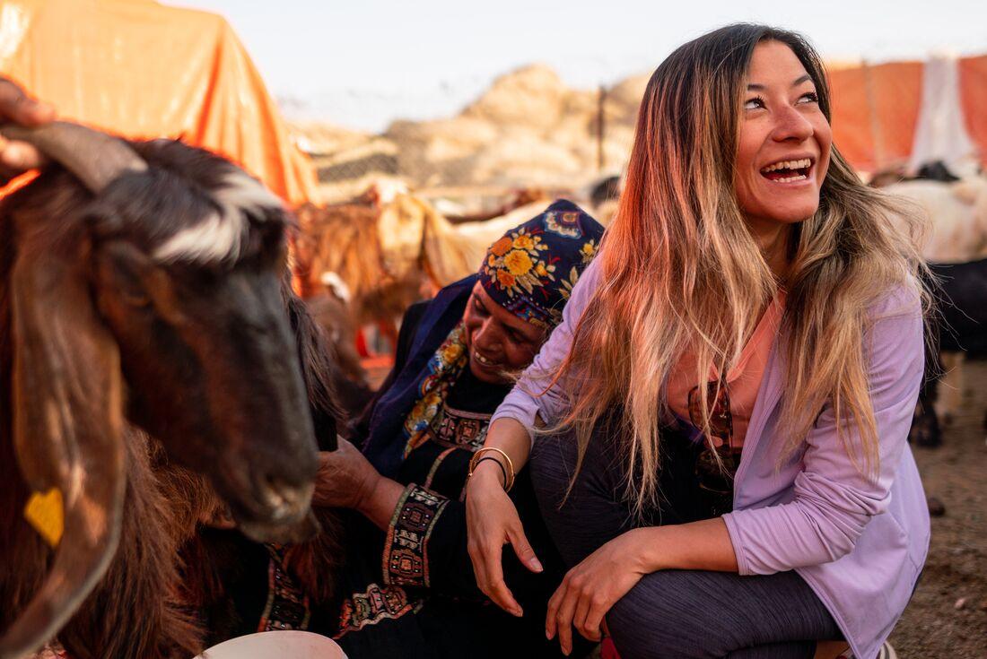 Jordan: Women's Expedition 1