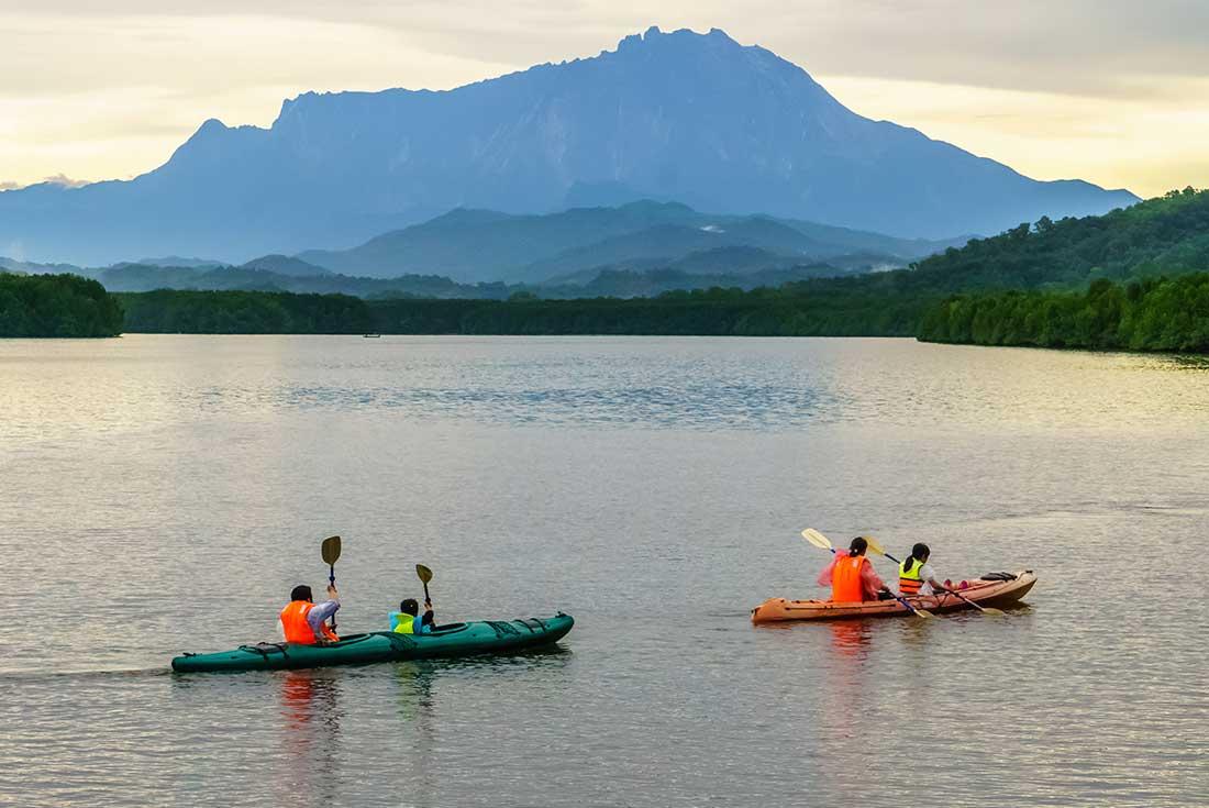 Borneo: Hike, Bike & Kayak 3