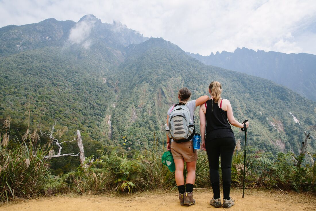 Borneo: Hike, Bike & Kayak