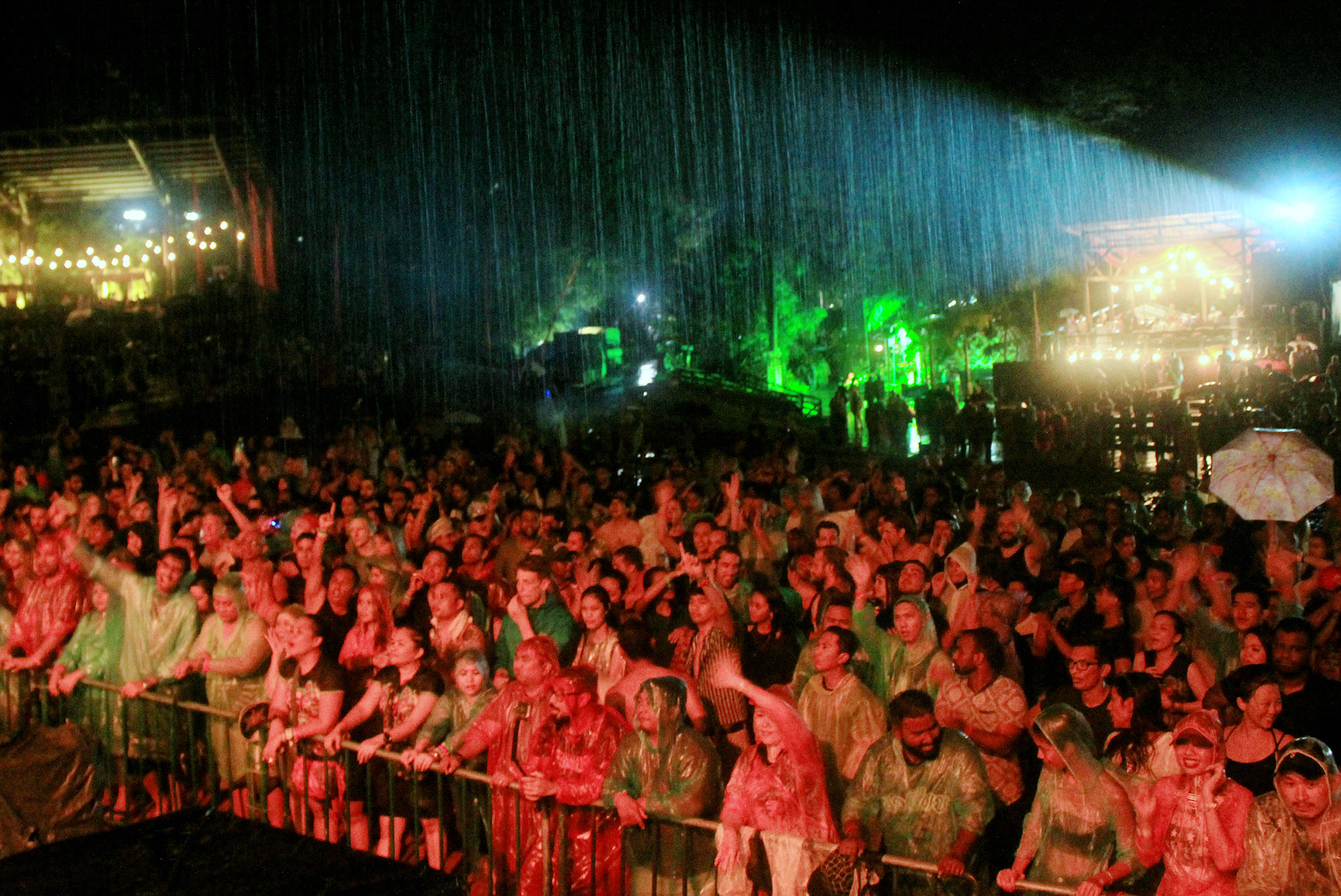 Sarawak Rainforest World Music Festival 1