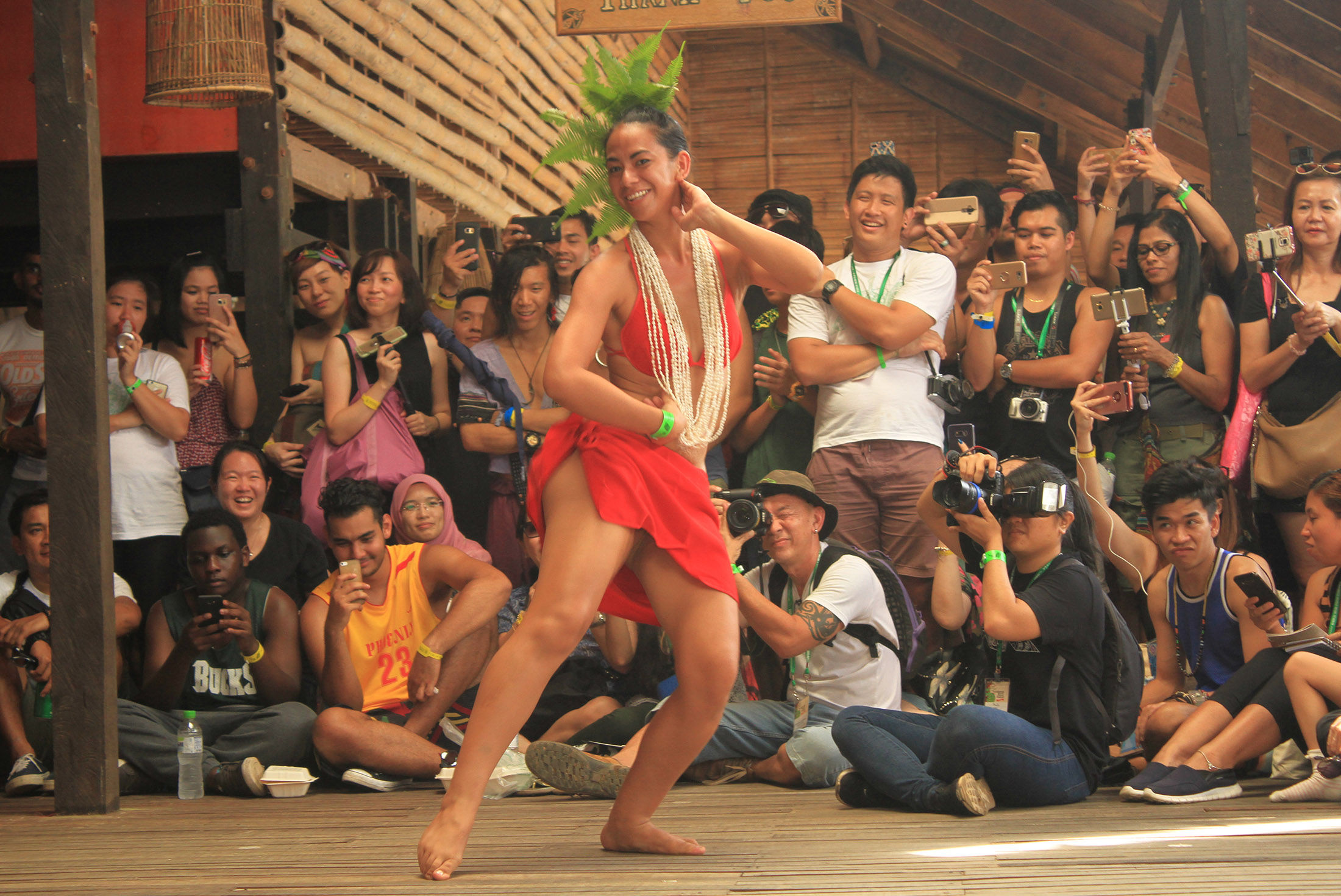 Sarawak Rainforest World Music Festival 2