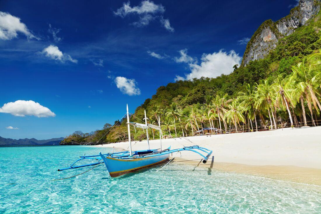 Philippines Palawan Island Getaway 3
