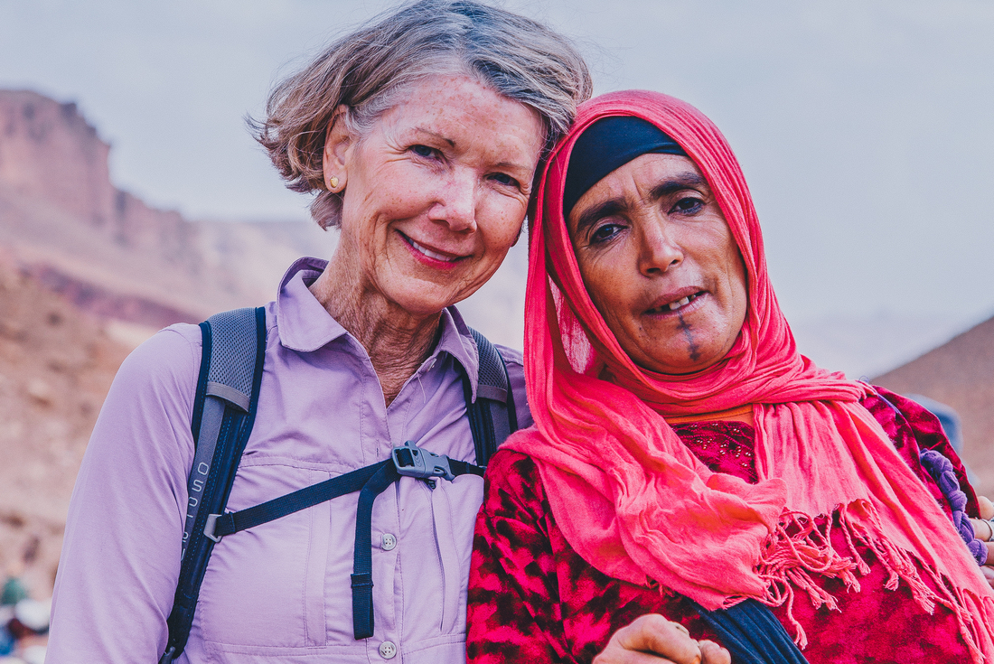 Morocco: Women's Expedition 2