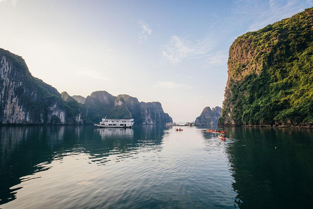 Vietnam Express Northbound 2