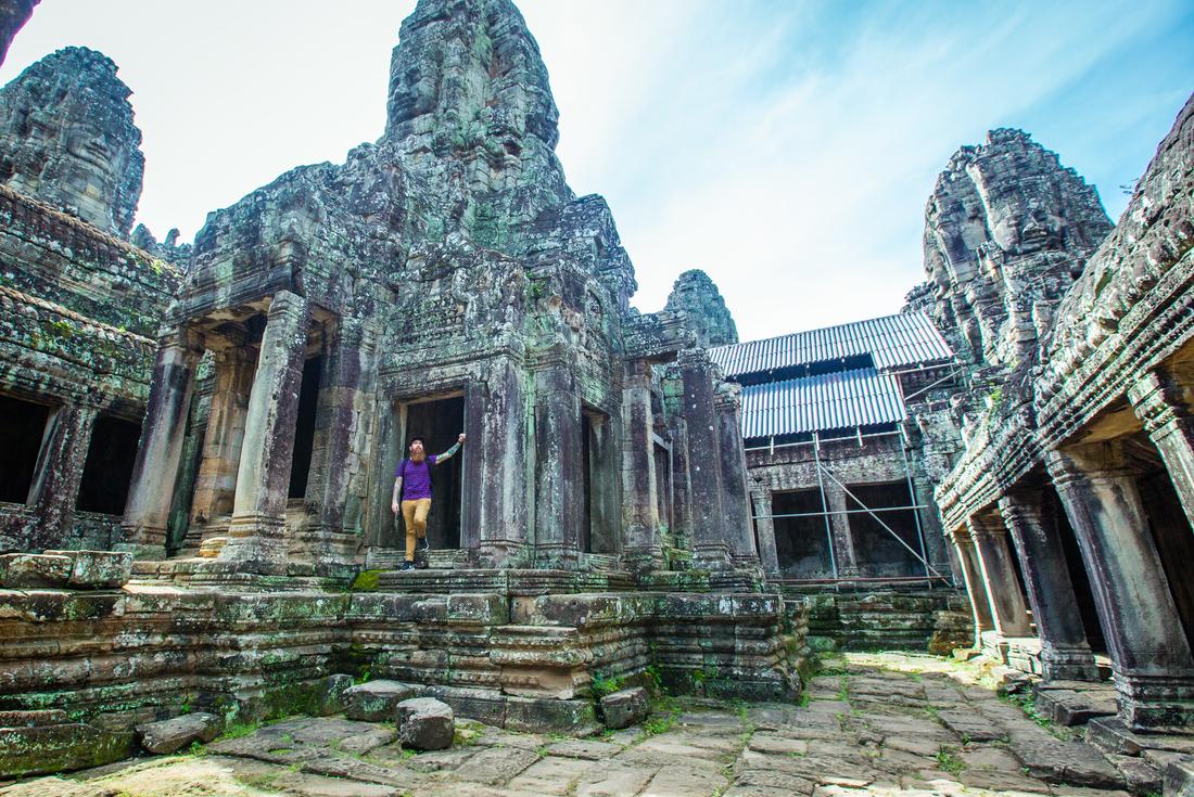 Cambodia Adventure 3