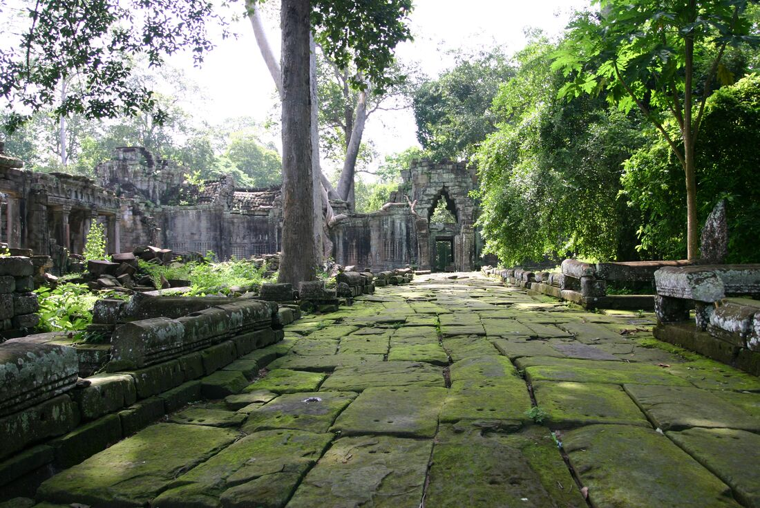 Cambodian Traveller 3