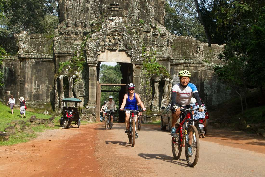 Cambodia: Hike, Bike & Kayak 3
