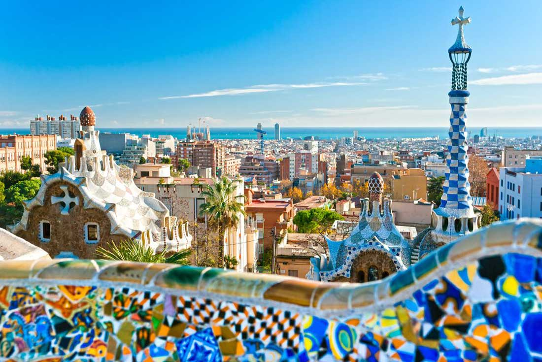 Barcelona to Venice 3