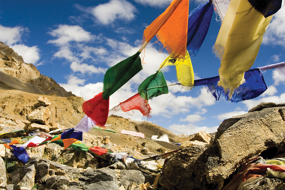 India Himalaya: Hike, Bike & Raft in Ladakh 2