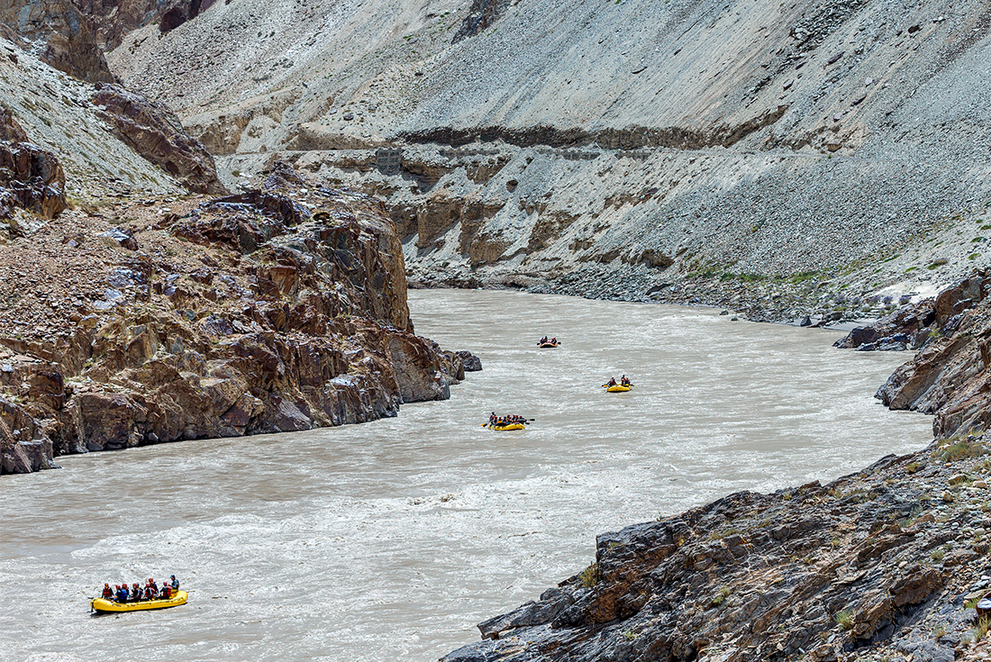 India Himalaya: Hike, Bike & Raft in Ladakh 3