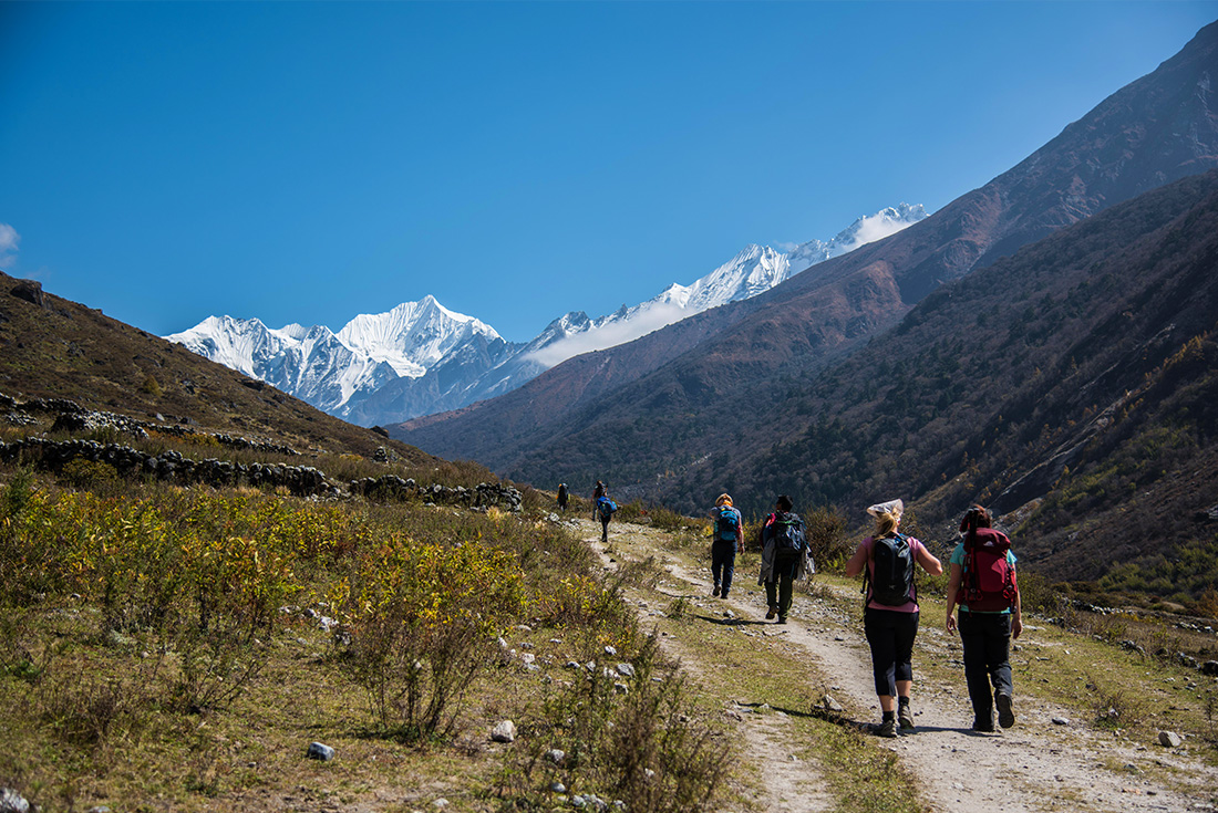 Tamang Heritage & Langtang Valley Trek 2