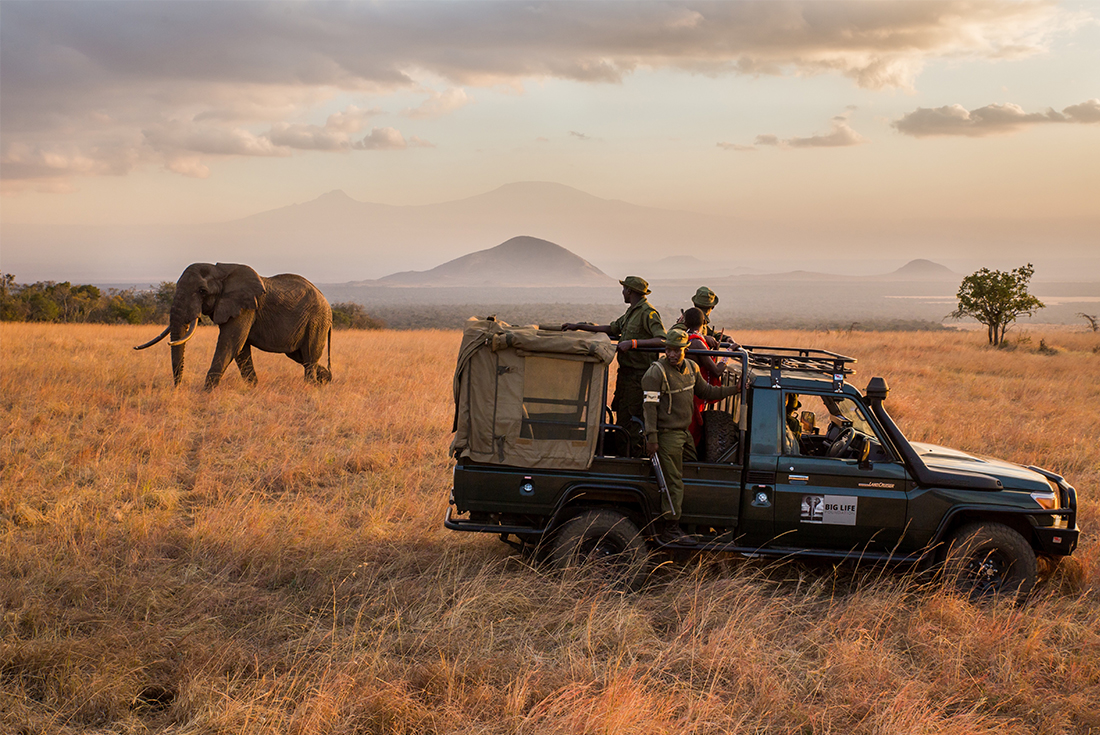 Kenya: Wildlife Rangers Expedition 1