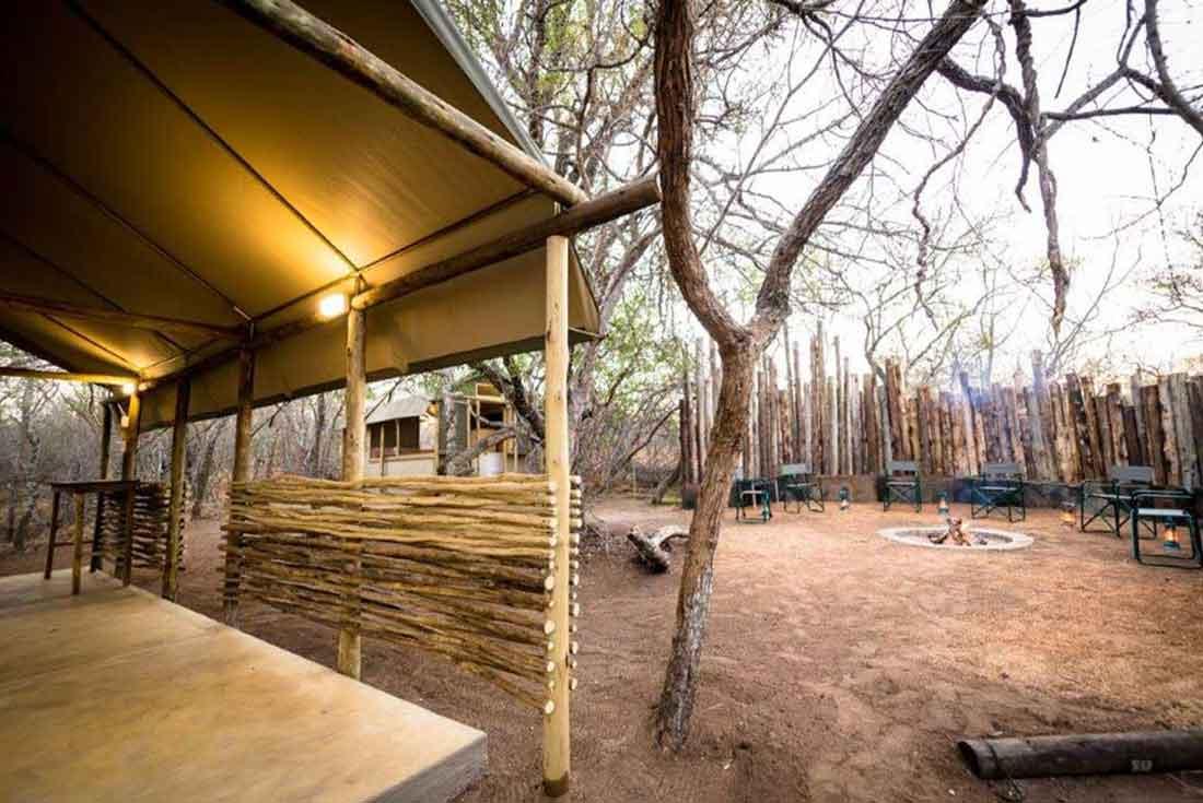 Wild Kruger Camping 3