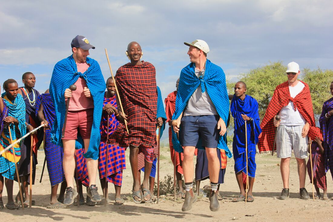 Masai Mara Walk 3