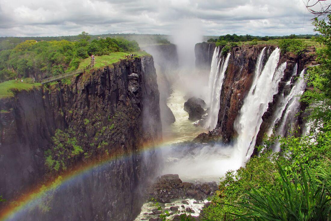 Zanzibar to Vic Falls 1