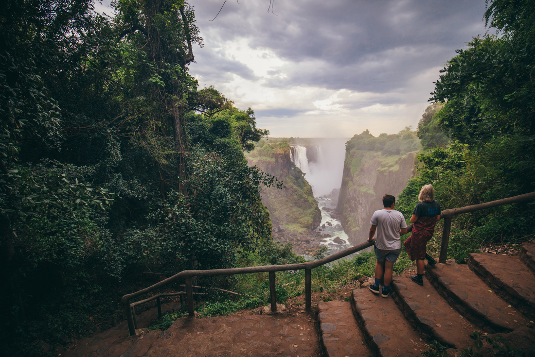 Stone Town to Vic Falls 2