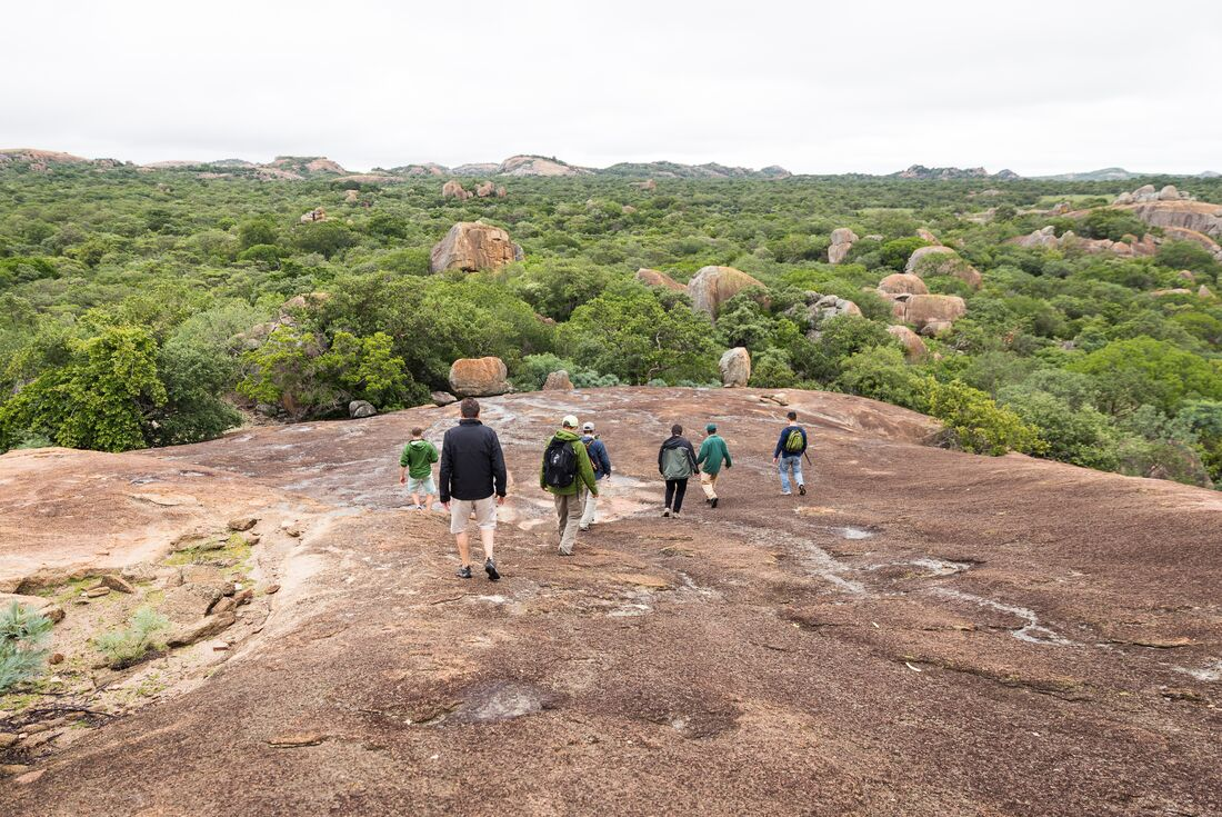 Stone Town to Vic Falls 4