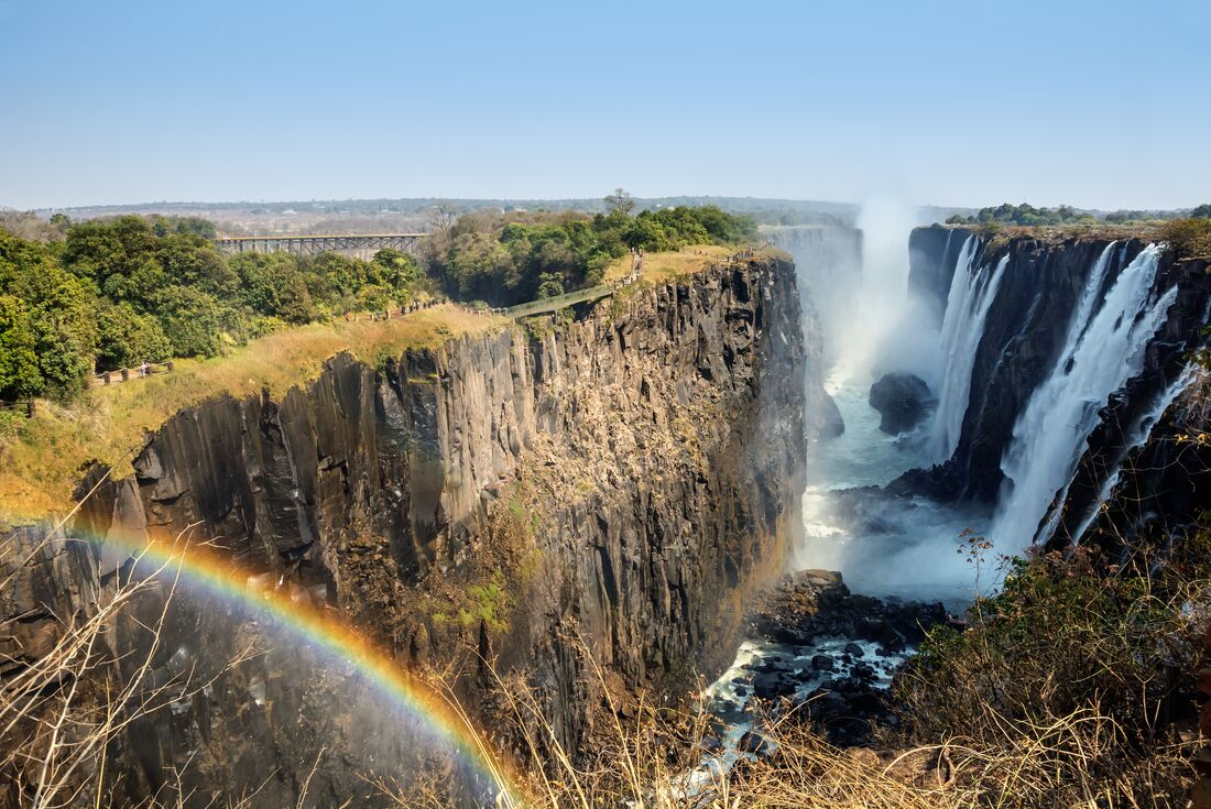 Stone Town to Vic Falls