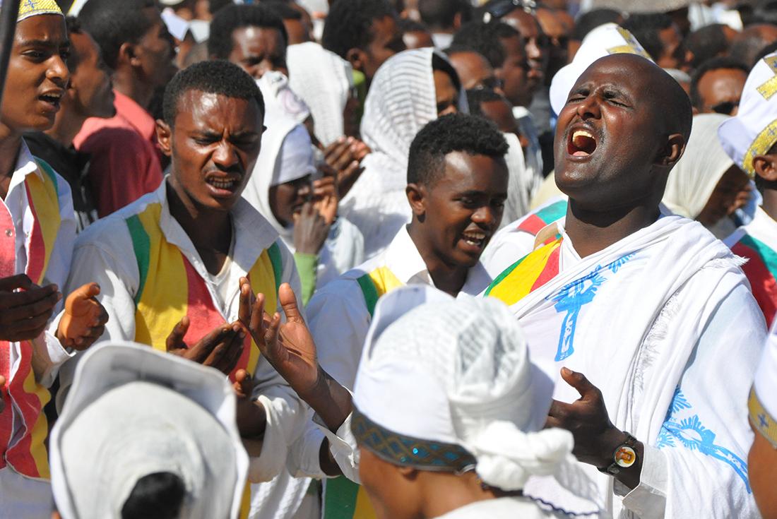 Incredible Ethiopia: Timket Festival 1