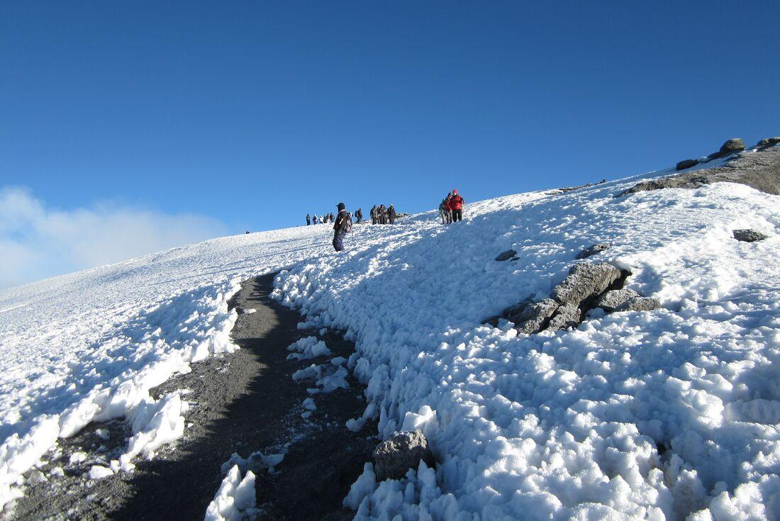 Kilimanjaro: Rongai Route 2