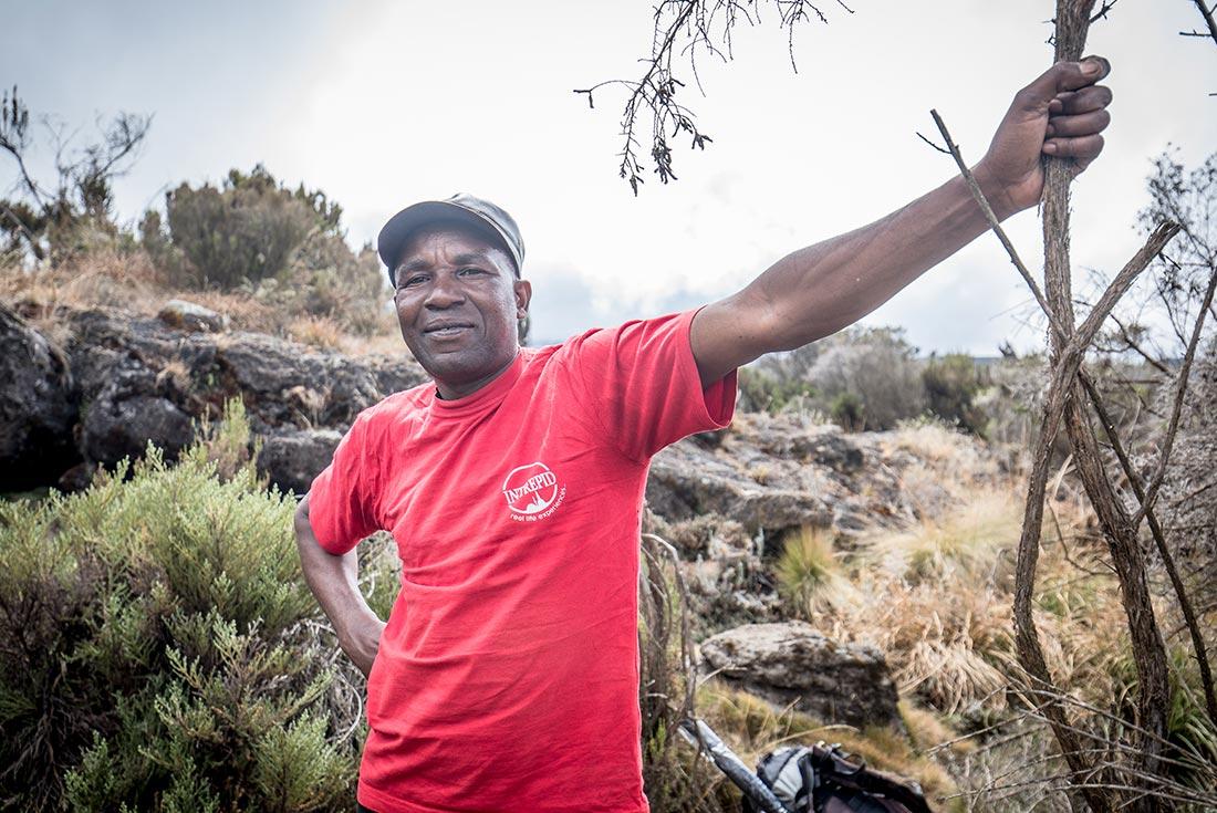 Kilimanjaro: Marangu Route 3
