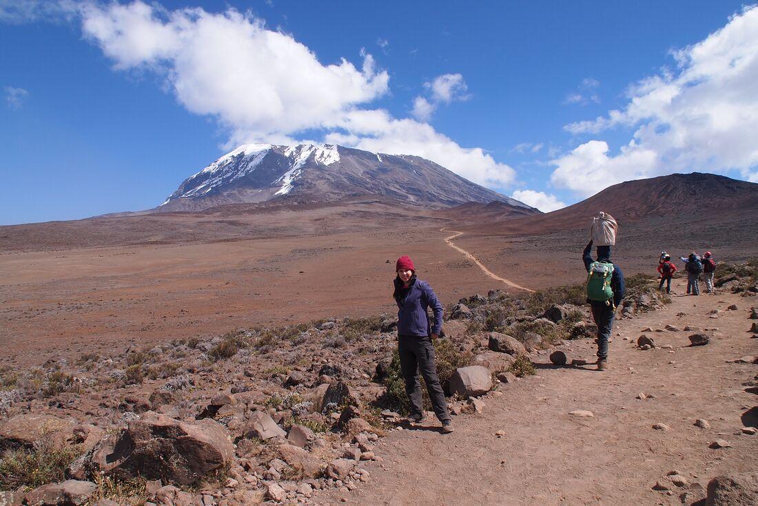 Kilimanjaro: Marangu Route 4