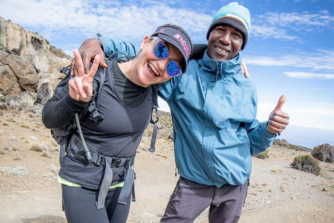 Kilimanjaro: Machame Route 1